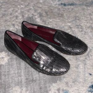 Marc by Mac Jacobs Sequin Glitter Loafers